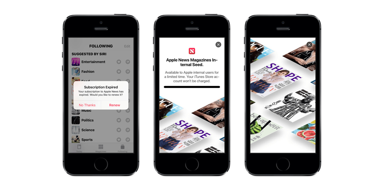 Apple News subscription plan said to cost $10 per month, but major publishers balking at terms