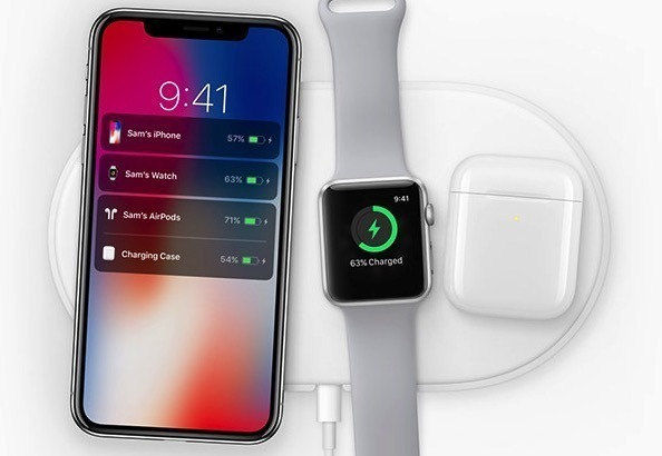 Apple's AirPower wireless charging mat looks like it's arriving very soon