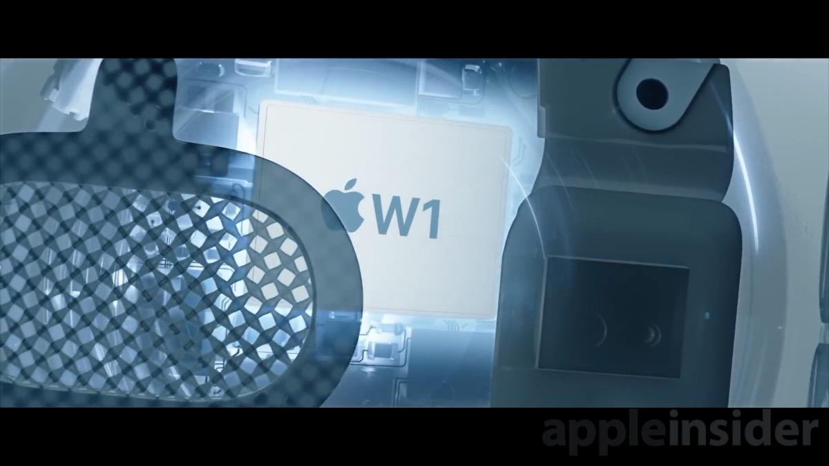 W1 wireless chip