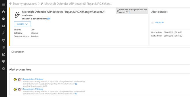 Microsoft Defender ATP for Mac