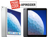 $10 off 2019 iPad Air and iPad mini pre-orders with free shipping