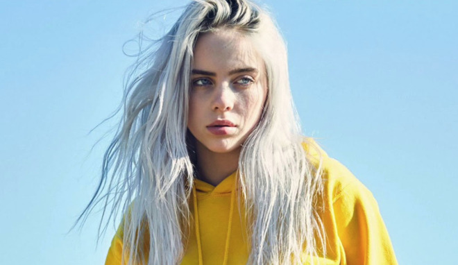 Billie Eilish (via