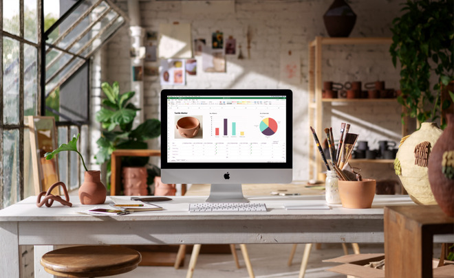 Apple's updated 27-inch iMac 5K