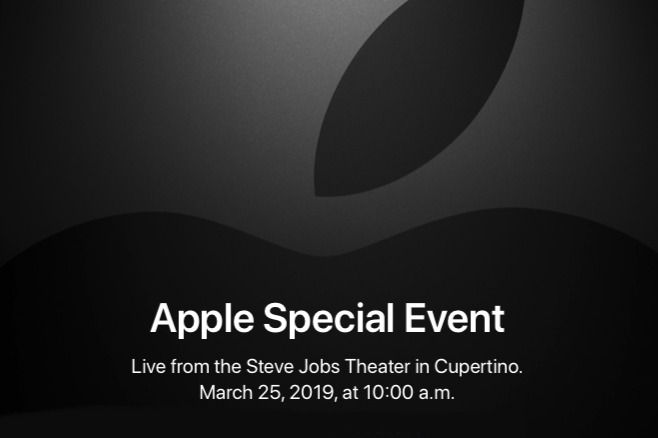Apple's March 25 event is expected to showcase its new streaming video service