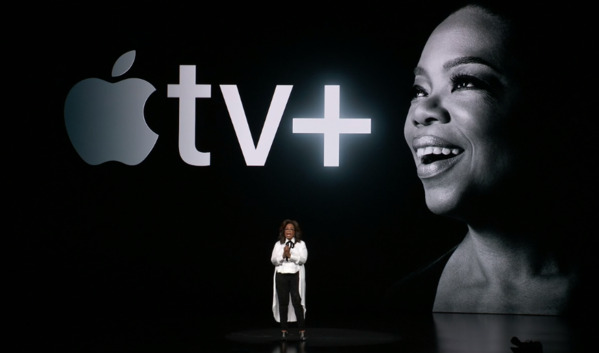Apple TV+ and Oprah Winfrey