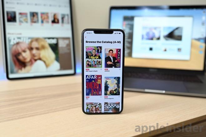 Apple New+