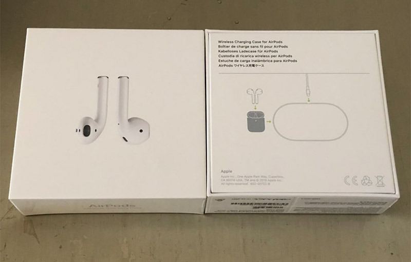 Airpods Retail Box Appears To Include Image Of Airpower Charging