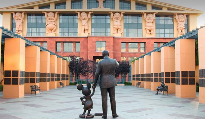 Disney offices