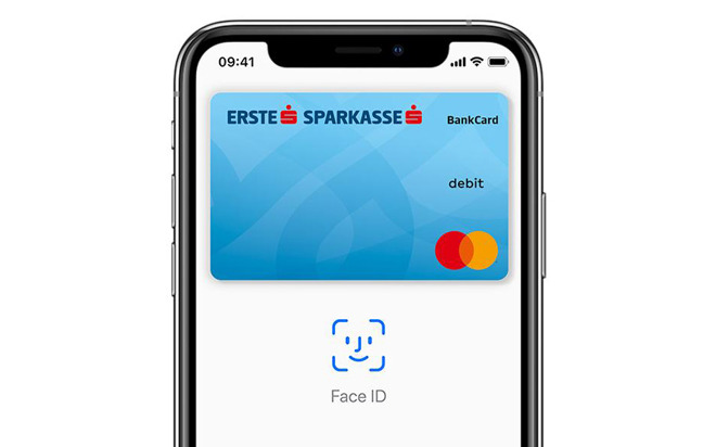 Apple Pay in Austria