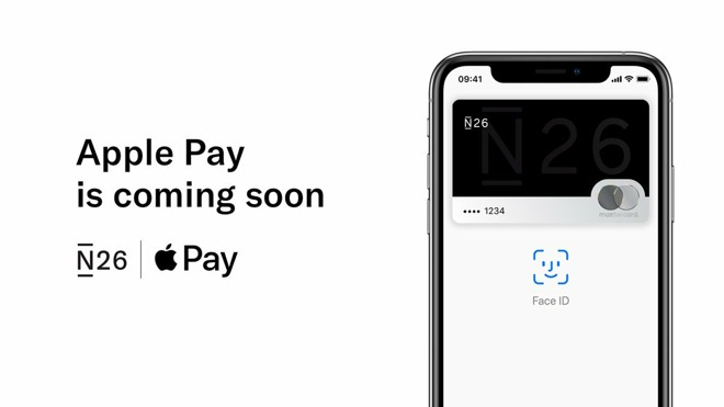 Apple Pay on N26 in Austria