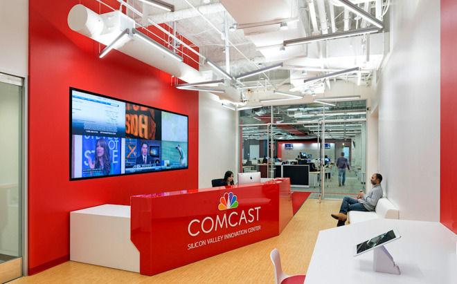 Comcast office