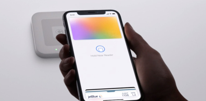 Using Apple Card to pay via Apple Pay on your Apple iPhone