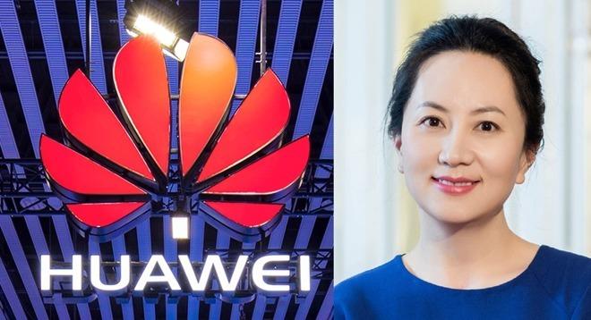 Meng Wanzhou, CFO of Huawei
