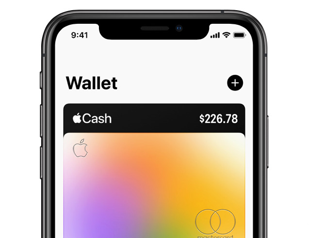 You won't think about numbers with Apple Card, except for the amounts of money in both that and your Daily Cash account
