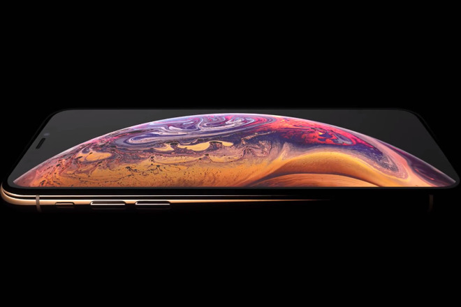 iPhone XS OLED