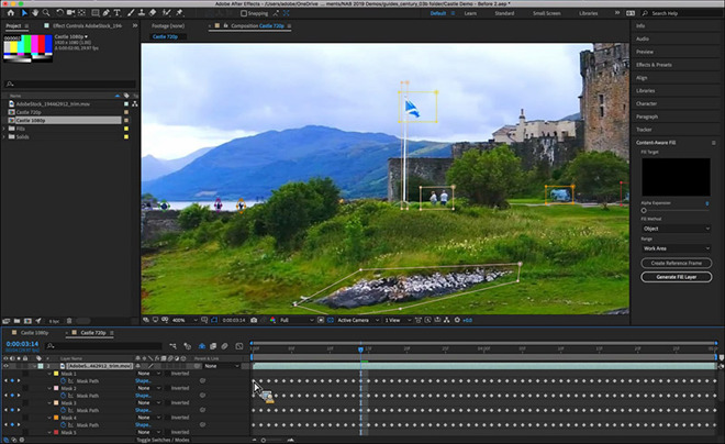 New Adobe Creative Cloud video editing applications now dramatically