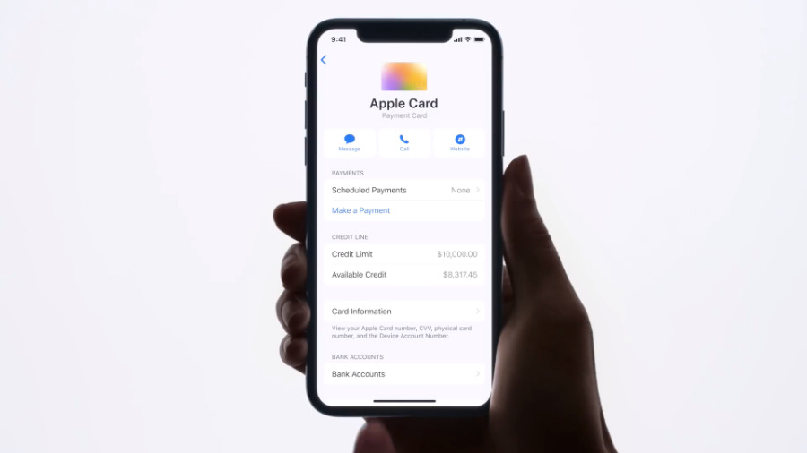 You'll be able to set up regular, automatic payments to reduce your Apple Card balance