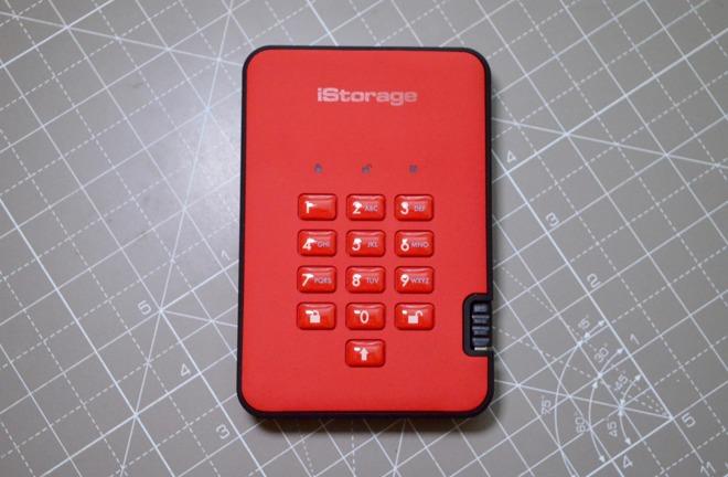 iStorage DiskAshur SSD