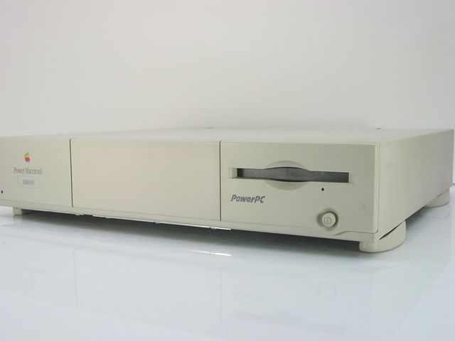 The first PowerPC Mac