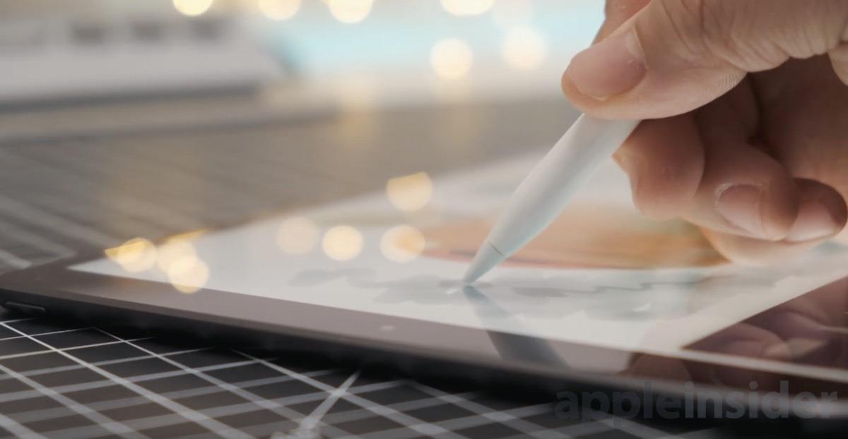 2019 iPad Air and Apple Pencil