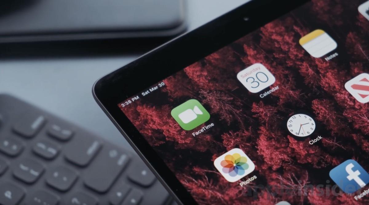 2019 iPad Air display