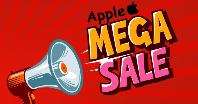 Apple Mega MacBook Pro sale