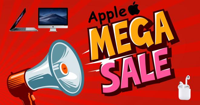 Deals: MacBook Pros for $1,099, plus $400 off iMac 5Ks