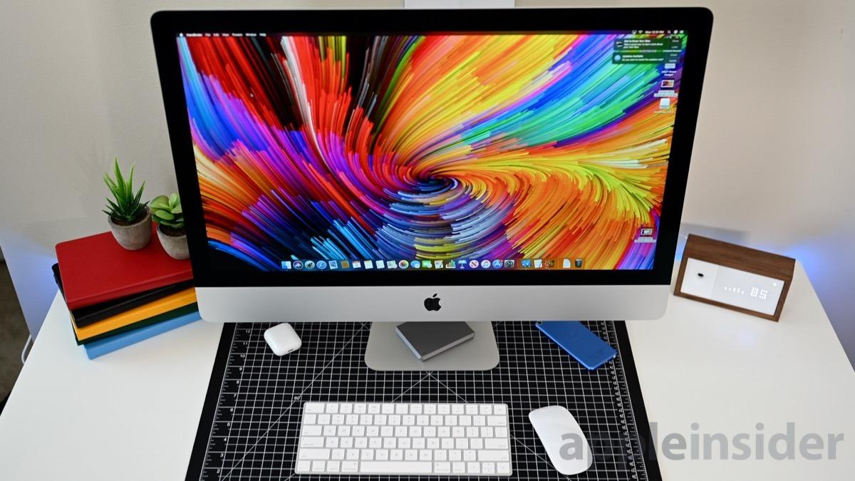 2019 iMac 5K base model