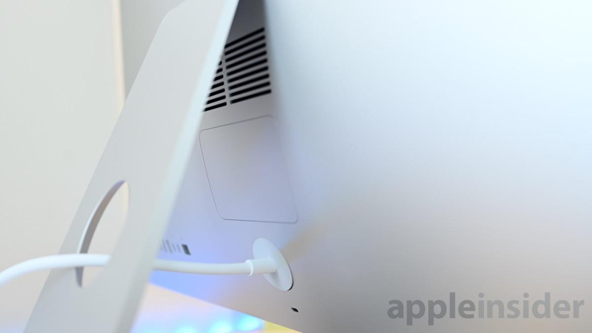 iMac RAM door