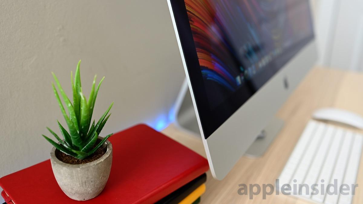2019 iMac 5K design