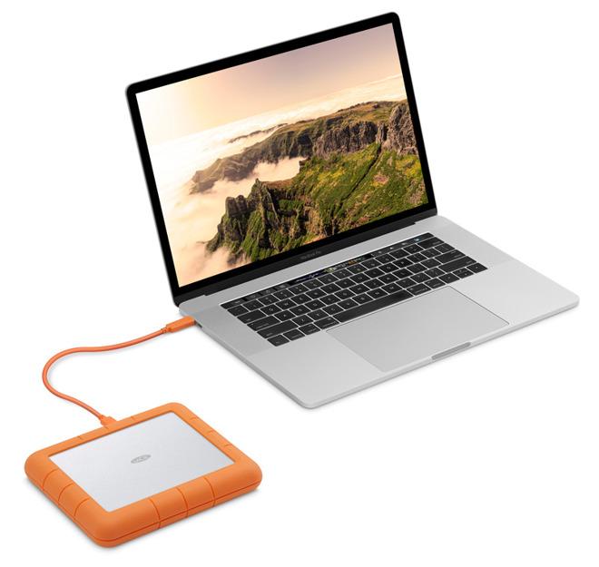 NEW portable Thunderbolt3 / USB-C Raid