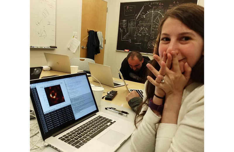 Apple's Mac helped capture world's first image of a black hole