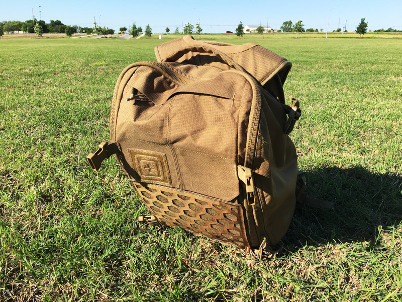 photo of Review: 5.11's AMP24 backpack can take your Mac or iPad into the brush image