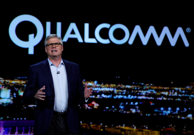 Qualcomm CEO Steve Mollenkopf