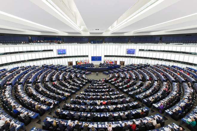 photo of European copyright reform including 'Article 13' approved, will become law within two years image