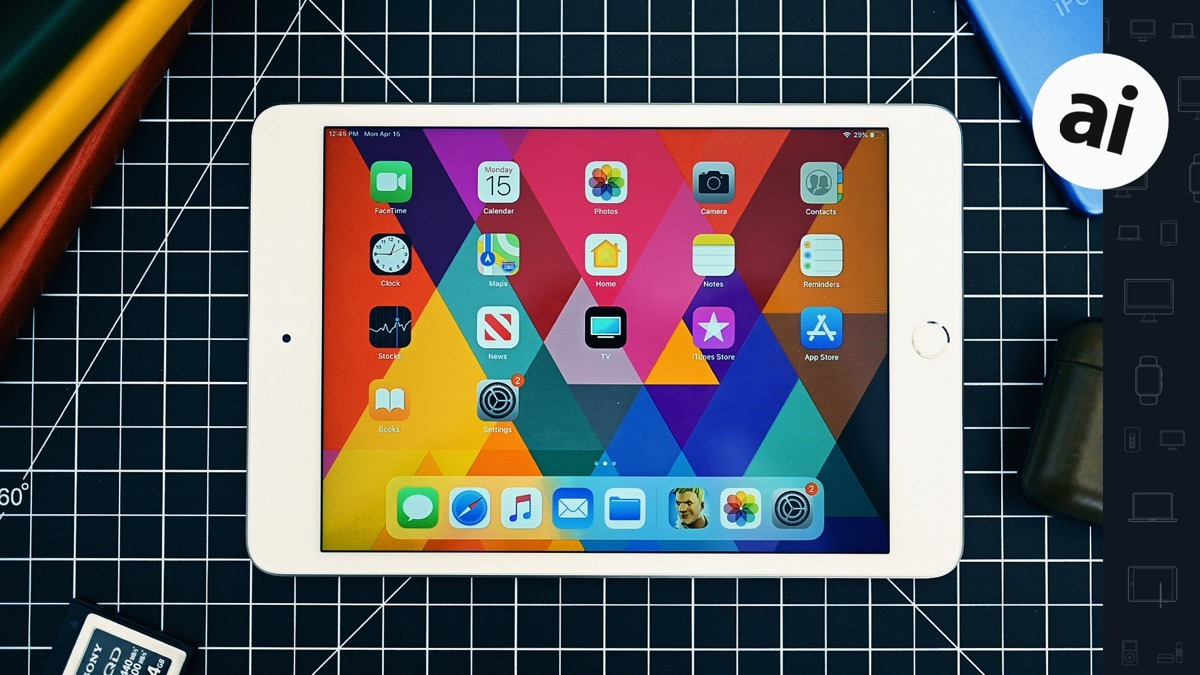 photo of Review: Apple's new iPad mini still nails its niche market image