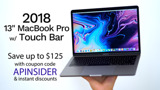 Up to $125 off every 2018 13