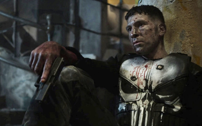 Netflix and Marvel's 'The Punisher,' now dead because of Disney+.