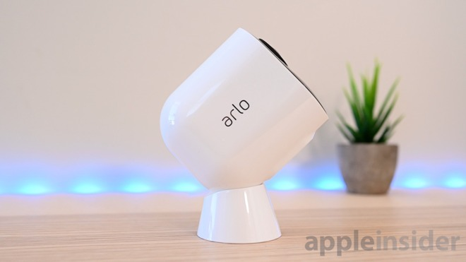 Arlo Ultra magnetic mount