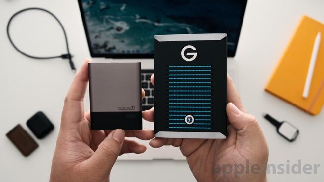 G-Technology Mobile Pro SSD