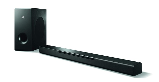 Review: Yamaha's AirPlay-ready MusicCast BAR 400 offers above