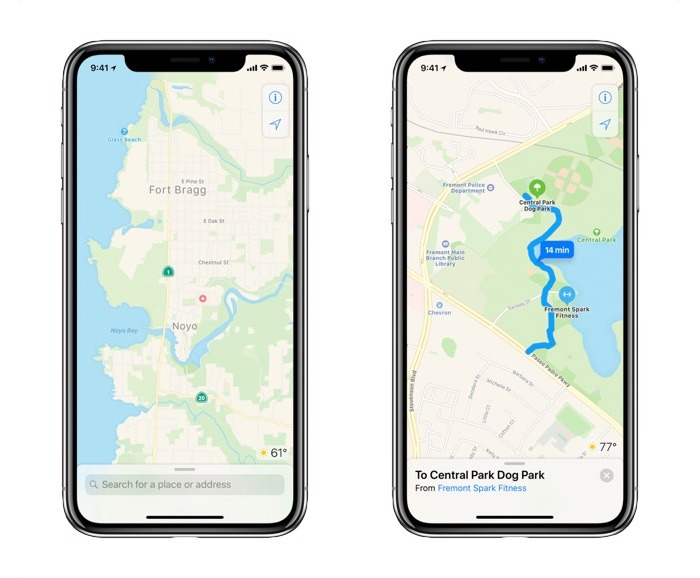 Apple proposes simplified location detection using tiny gas sensors in iPhones