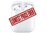 Apple 2019 AirPods with Charging Case on sale for $139.99