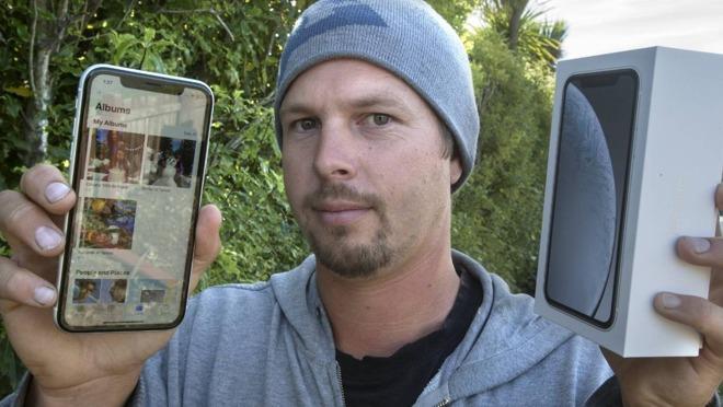 New Zealand iPhone