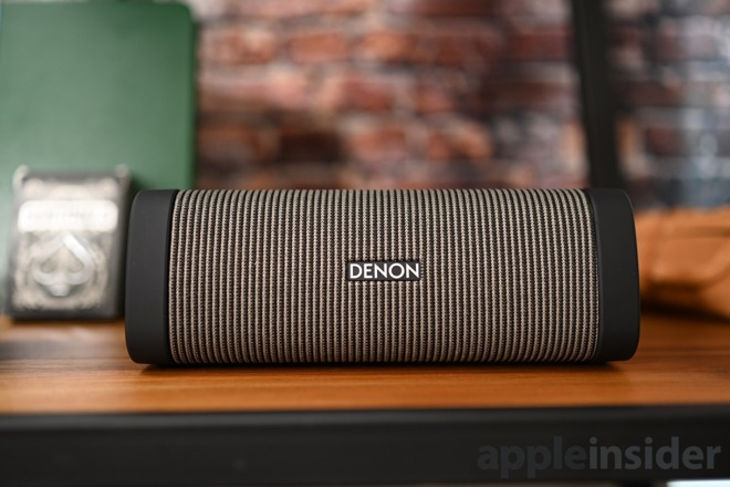 Review: Denon Envaya is a classy and durable Bluetooth speaker
