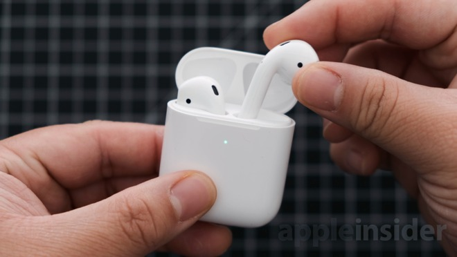 Second Generation AirPods