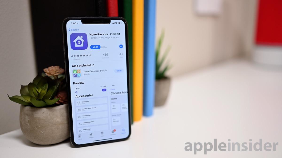 HomePass app