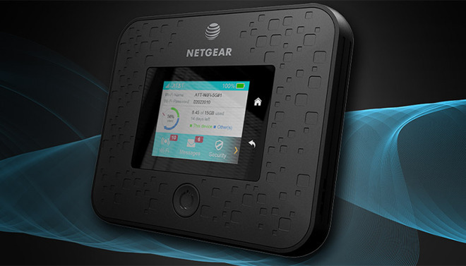 Netgear's Nighthawk 5G Mobile Hotspot is required for accessing AT&T's initial 5G network.