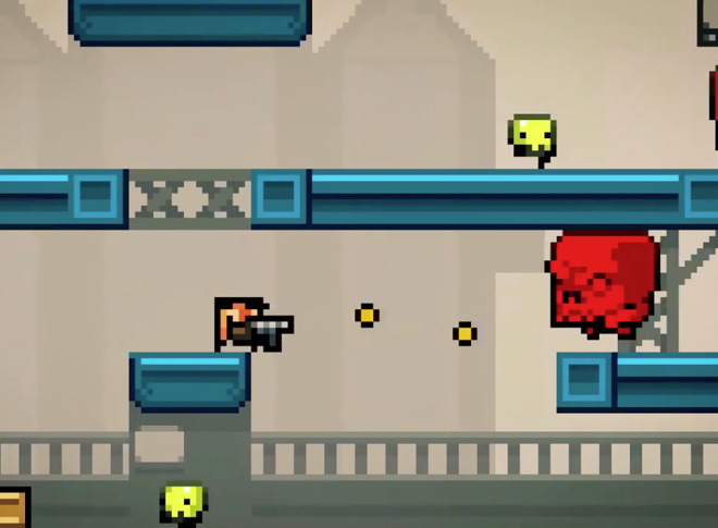 'Super Crate Box,' one of the titles being updated by GameClub for modern iOS versions