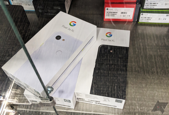 Google's iPhone-challenging Pixel 3a XL spotted in the wild with 6